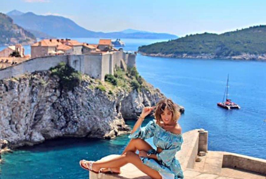 Travel on the road : costa dei Balcani