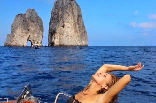 Capri: l'isola azzurra