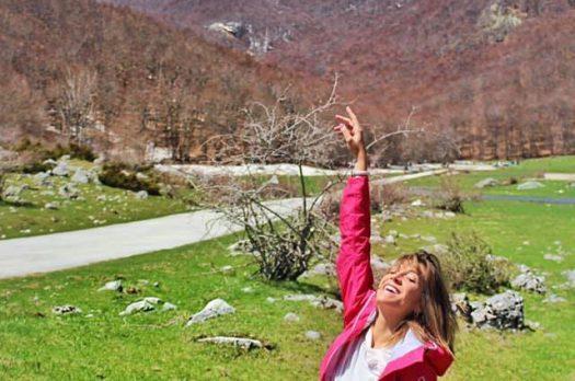 Trekking al Parco nazionale dell'Abruzzo: la natura ci fa bene
