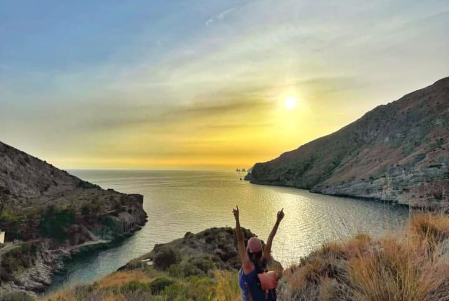 La Baia di Ieranto: trekking in Costiera Amalfitana